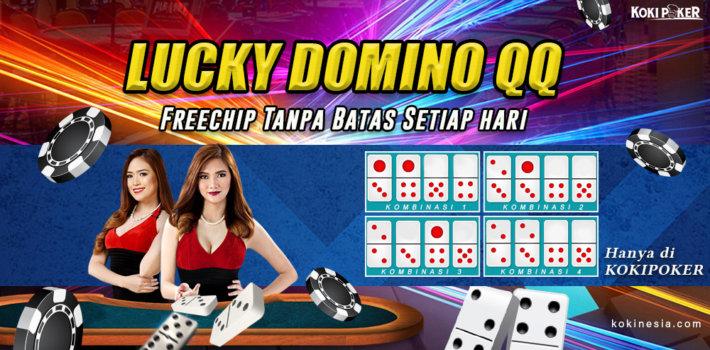 lucky domino qq